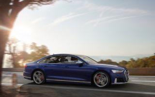 Новая Audi S8. 570 лошадиных сил в сдержанной маскировке. И без TDI!