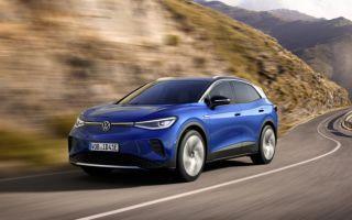 Электрический Volkswagen ID.4 — наступление инноваций