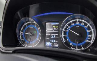 На какой передаче автомобиль расходует меньше всего топлива?