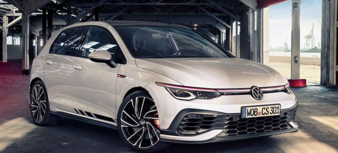 Volkswagen Golf GTI Clubsport (2021) дебютирует с 300 л.с.