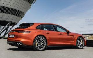 Рестайлинг Porsche Panamera (2021): дебют новых версий Turbo S и 4S E-Hybrid
