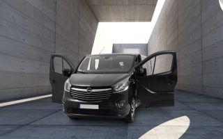 Микроавтобус Opel Vivaro — идеальный автобус?