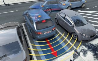 Система автоматической парковки на Шкода Кодиак и не только