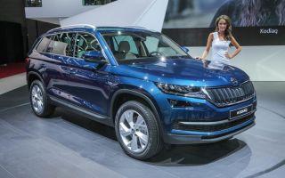 Мировые продажи автомобилей Skoda выросли на 7%