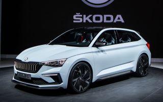Skoda Scala 2019 модельного года – новинка от чешского автопрома