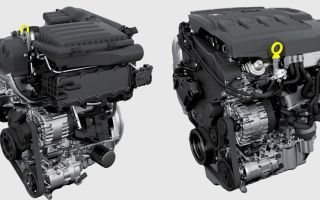 Вариации двигателей для Skoda Kodiak