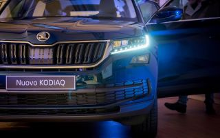 Skoda Kodiaq – свежие подробности