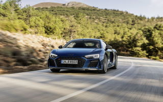Новый Audi R8 Performance Lands