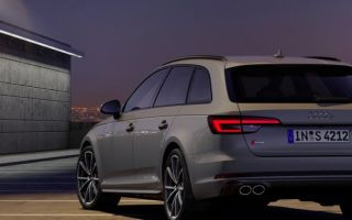 Audi S4 теперь с дизельным двигателем