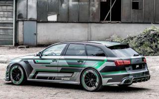 Audi RS6-E Abt Sportsline – шедевр тюнинга