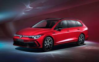 Volkswagen Golf Variant (2020) и VW Golf Alltrack: новое поколение