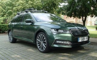Skoda Superb IV, 1.4 TSI Plug-In Hybrid. Тест Лаурина и Клемента