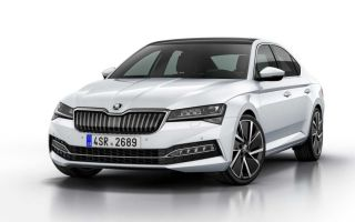 Гибрид Skoda Superb iV в производстве
