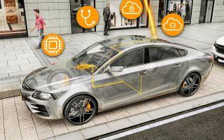 Continental: шины и передовые системы для электромобилей Volkswagen