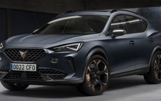 Cupra Formentor 2021 станет сильнее: 410 л.с. с двигателем от Audi RS Q3