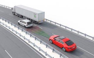 Система безопасного перестроения автомобиля Side Assist