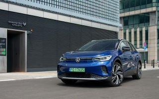 Volkswagen ID. 4 77kWh — хороший «электрик» и машина получше