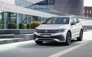 Volkswagen Tiguan Allspace после фейслифтинга — очень предсказуемо