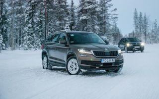 Skoda инвестирует в автомобили 4×4