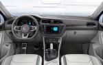 Новый Volkswagen Tiguan предлагает уникальный комфорт и высокую эргономику