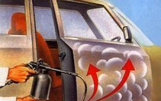 Как сохранить кузов автомобиля дольше. Антикоррозийная защита.