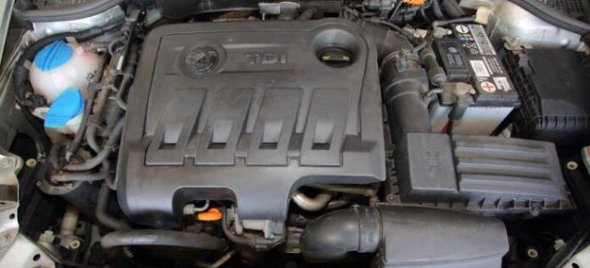 Лучшие двигатели Skoda