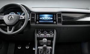 Skoda Kodiaq отзыв о автомобиле