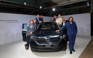 Продажа автомобилей Skoda в России увеличились на 4,9%.
