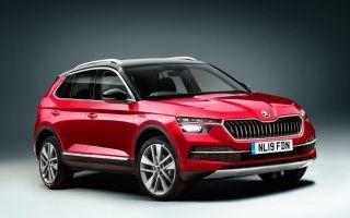 Чешский автопроизводитель запустил производство Skoda Kamiq