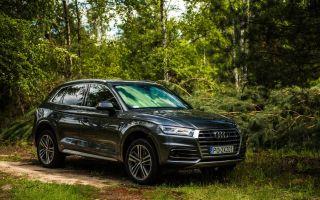 Audi Q5 2.0 TFSI quattro — тест