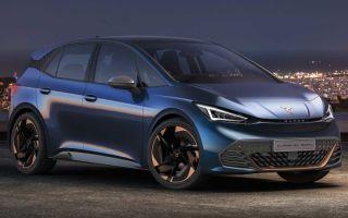 Электромобиль Cupra el-Born с удивительными возможностями