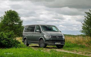 Volkswagen Multivan PanAmericana: прагматичная альтернатива всевозможным внедорожникам