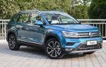 Volkswagen Tharu брат-близнец Skoda Karoq