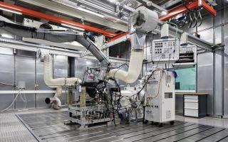 Как проходят испытания двигатели ŠKODA?