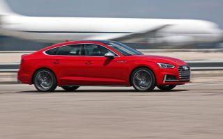 Электрический Audi S5