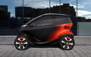 SEAT Minimo – городское будущее