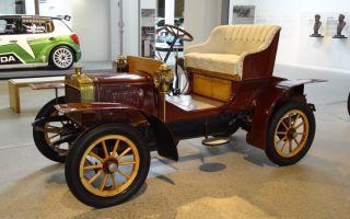 Laurin & Klement тип A — первый автомобиль компании L & K