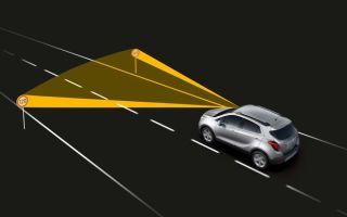 Система распознавания дорожных знаков в Шкода Кодиак