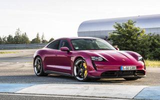 Обновление Porsche Taycan: расширенные возможности подключения