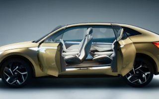 SKODA VISION E работает над автономными транспортными средствами четвертого поколения