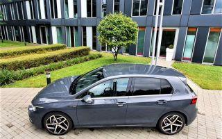 Volkswagen Golf VIII — путь эволюции