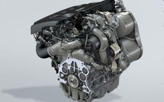 О новом двигателе шкода