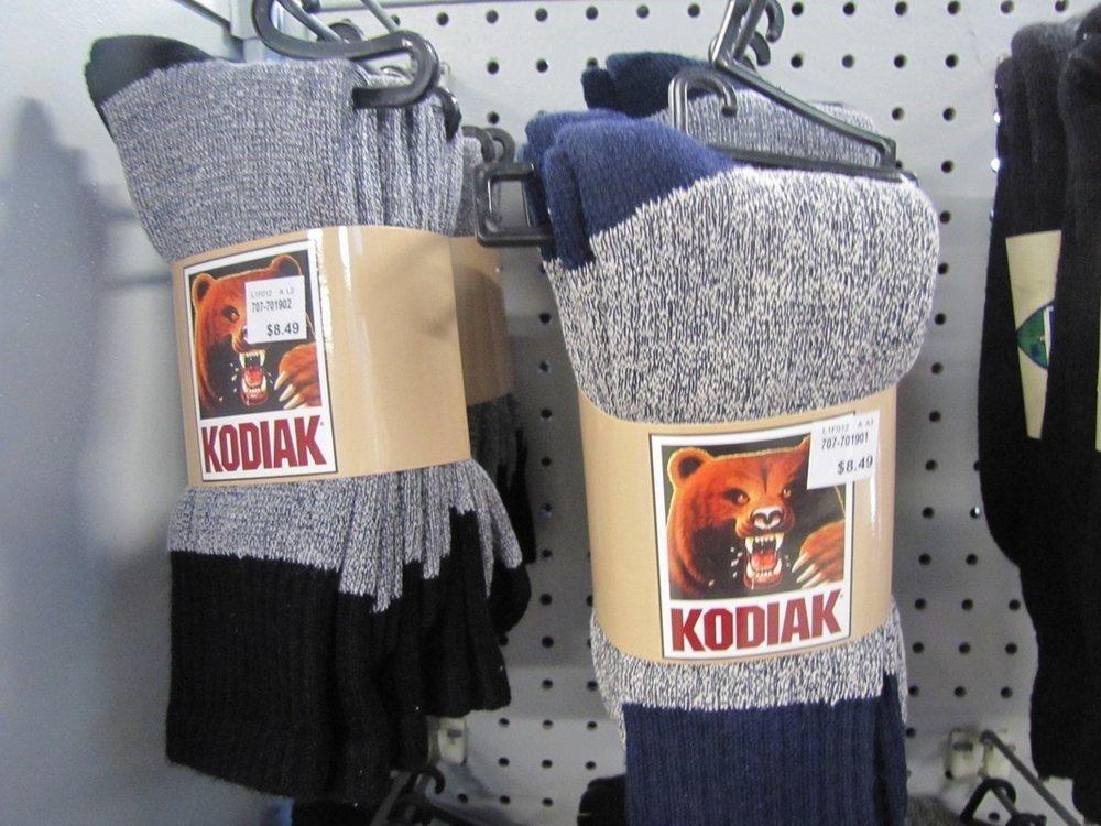 kodiak underwear socks