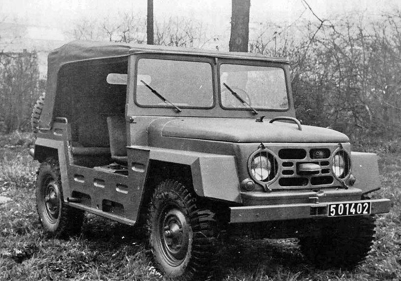 """skoda-1100-p """"боевой Тюдор"""""""