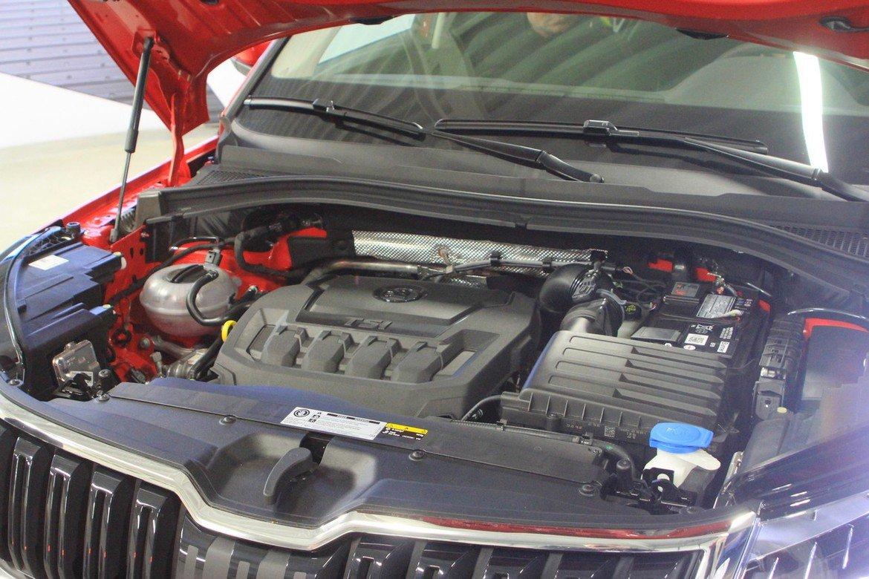 бензиновый двигатель шкода