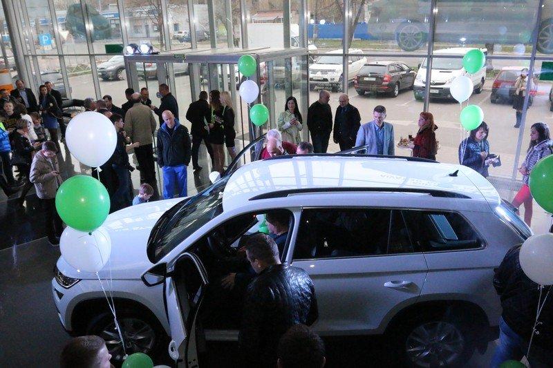 Шкода Кодиак занимает второе место в рейтинге лучших моделей России