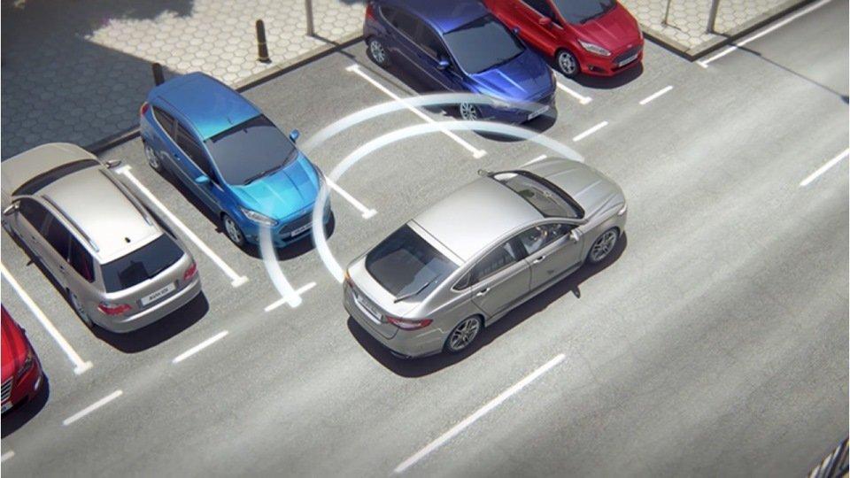 система помощи при парковке