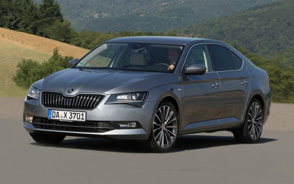 Skoda Superb Laurin&Klement