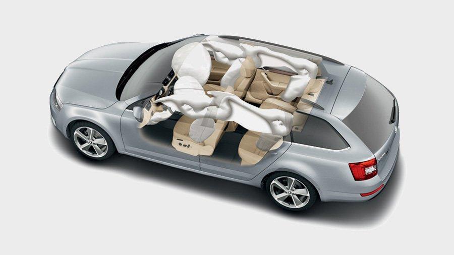 SKODA AUTO SAFETY: На что обратить особое внимание при покупке городского автомобиля?