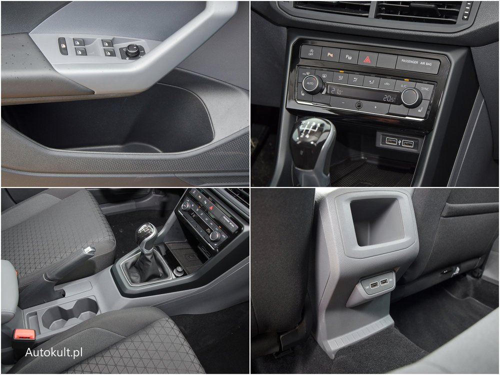Volkswagen T-Cross 1.0 TSI